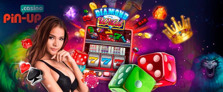 Casino Pin Up игры